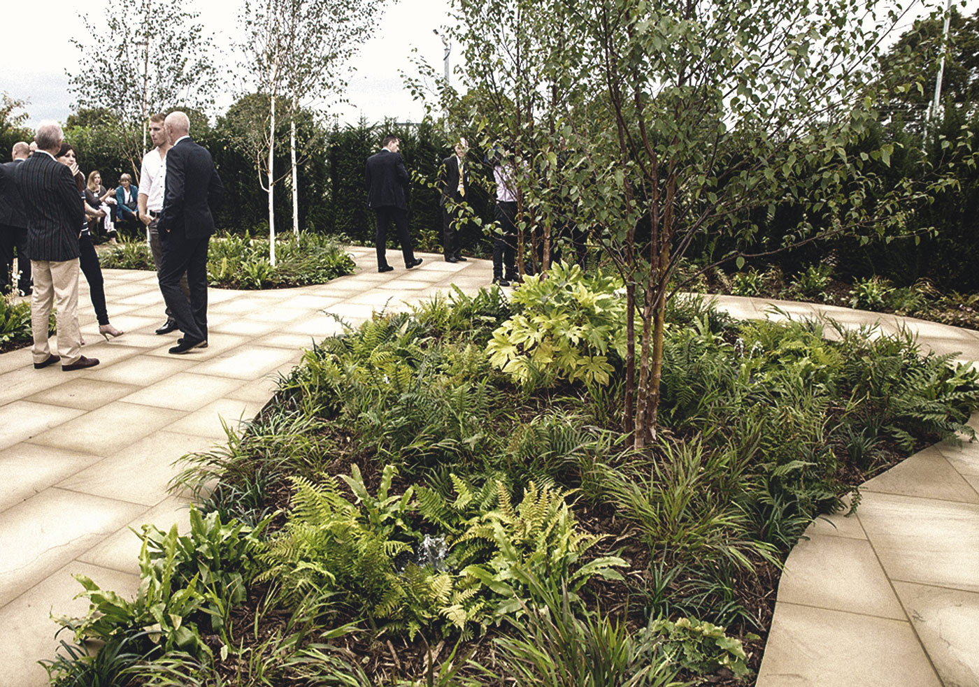 Help For Heroes Recovery Centre - Garden Design ...