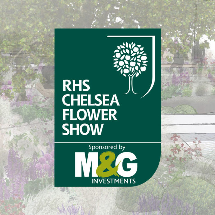 Celebrating our 4th Show Garden at Chelsea Flower Show 2018