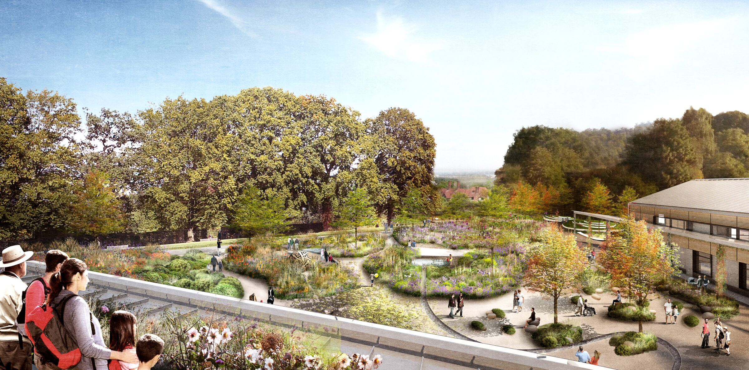 RHS Wisley Wellbeing Garden Design Revealed - Rosebank Landscaping