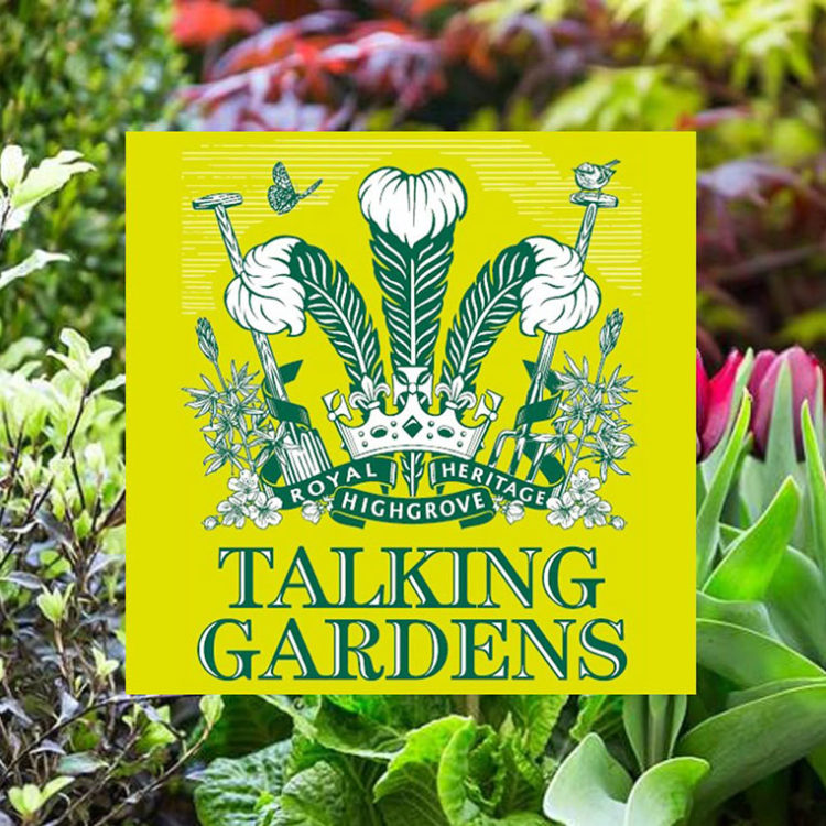 Talking at The Royal Gardens at Highgrove  24th March