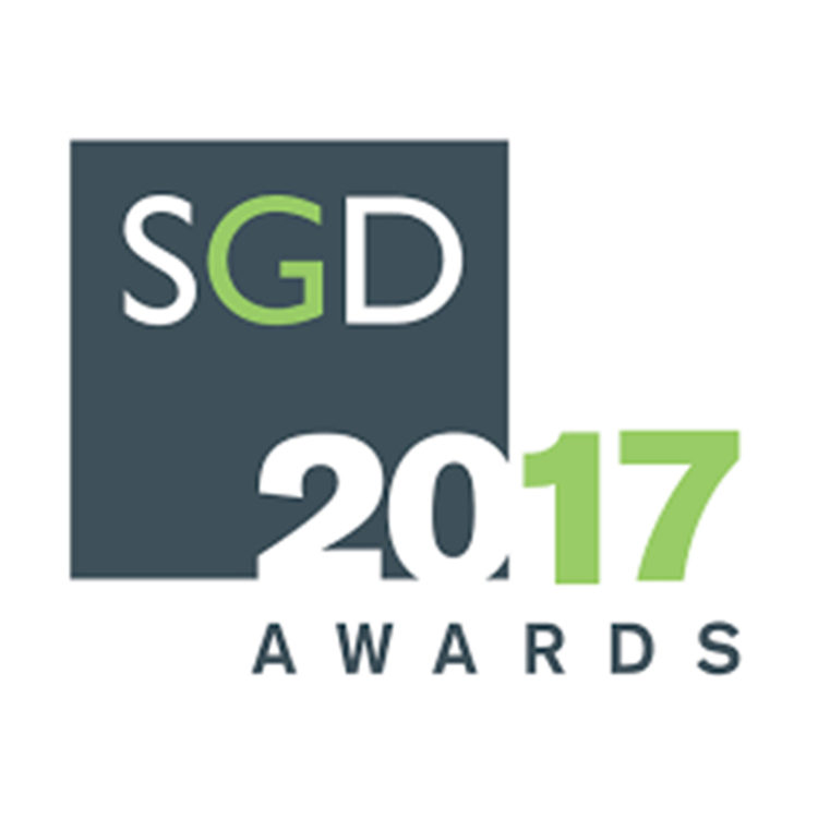 Delighted with our three wins at the SGD Awards 2017
