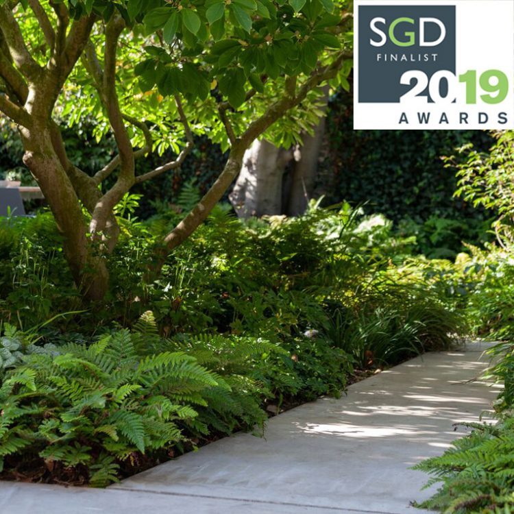Finalist at the 2019 Society of Garden Designers Awards
